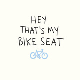 Bike Seat Posters by  Urban Cricket