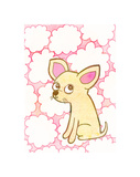 Chihuahua Giclee Print by  My Zoetrope