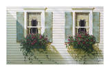 Window Boxes Giclee Print by Zhen-Huan Lu