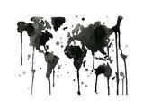 It's a Black and White World Impressão giclée por Jessica Durrant
