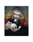 Les Vampires Les Cranes Art par Jasmine Becket-Griffith