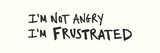 Not Angry Prints by  Urban Cricket