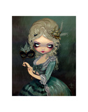 Marie Masquerade Prints by Jasmine Becket-Griffith