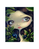Poisonous Beauties I Belladonna Posters by Jasmine Becket-Griffith