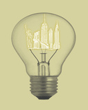 NYC Idea Posters by Jason Laurits