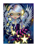 Angel of Starlight Posters by Jasmine Becket-Griffith