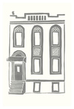 Williamsburg Building 2 (199 Maujer Street) Prints by  live from bklyn