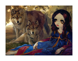 I Vampiril Lupi Posters by Jasmine Becket-Griffith
