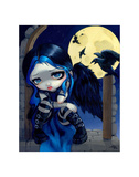 The Whispered Word Lenore Art by Jasmine Becket-Griffith