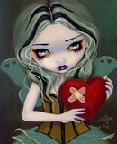 Mending a Broken Heart Poster by Jasmine Becket-Griffith