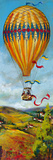Air Balloon III Posters by  Georgie