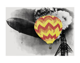 Hot Air Posters by Jason Laurits