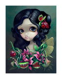 Carnivorous Bouquet Fairy Prints by Jasmine Becket-Griffith