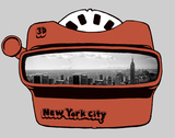 Viewmaster Prints by  Urban Cricket