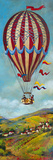 Air Balloon II Prints by  Georgie