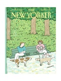 The New Yorker Cover - June 27, 1988 Regular Giclee Print by Devera Ehrenberg