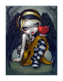 Heart of Nails Posters by Jasmine Becket-Griffith