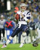Tom Brady - Super Bowl XXXIX - passing in first quarter Photo