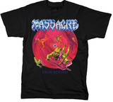 Massacre - From Beyond T-shirts