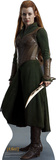 Tauriel - The Hobbit The Desolation of Smaug Movie Lifesize Standup Cardboard Cutouts