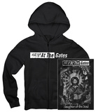Zip Hoodie: At the Gates - Slaughter of the Soul Zip Hoodie