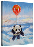 Michael Creese 'Balloon Ride' Gallery-Wrapped Canvas Gallery Wrapped Canvas by Michael Creese