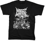 Insect Warfare - World Extermination T-Shirt