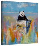 Michael Creese 'Panda' Gallery-Wrapped Canvas Stretched Canvas Print by Michael Creese