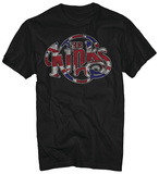 The Kinks - Union Jack T-Shirt
