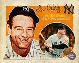 Lou Gehrig 2012 Studio Plus Photo