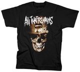 All That Remains - Nuclear Holocaust T-shirts