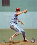 Steve Carlton - Pitching Photo