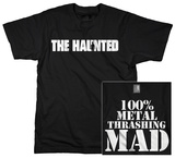 The Haunted - 100% Metal T-shirts