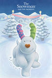 The Snowman and the Snowdog - Snowdog Prints