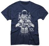 RX Bandits - Rocket Buddha T-shirts