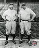 Lou Gehrig And Babe Ruth Photo