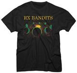 RX Bandits - Zero Order T-shirts