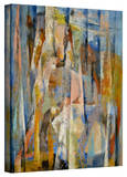 Michael Creese 'Wild Horses' Gallery-Wrapped Canvas Stretched Canvas Print by Michael Creese