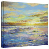 Michael Creese 'Florida Sunrise' Gallery-Wrapped Canvas Stretched Canvas Print by Michael Creese