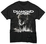Diamond Plate - Pulse T-shirts