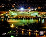 Three Rivers Stadium - Night Shot Photo