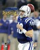 Peyton Manning Colts - NFL Single Season Record Setting 49th Touch Down Pass Photo