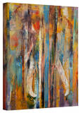 Michael Creese 'Elephant' Gallery-Wrapped Canvas Stretched Canvas Print by Michael Creese