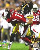 Troy Polamalu - Super Bowl XLIII Photo