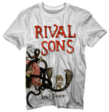 Rival Sons - Head Down T-Shirt