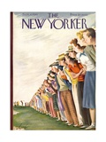 The New Yorker Cover - September 4, 1948 Premium Giclee Print by Constantin Alajalov
