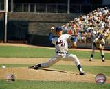 Tom Seaver - Pitching Action Photo
