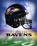 Ravens Helmet Logo ('04) Photo