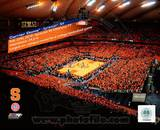 The Carrier Dome Record Breaking Crowd Syracuse Vs. Villanova Photo