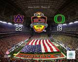 University of Phoenix Stadium 2011 , BCS National Championship Game Auburn Tigers Vs Oregon Ducks Photo